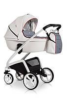 Дитяча універсальна коляска 2 в 1 Expander Storm 03 White