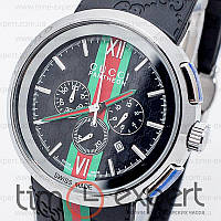 Gucci I-Gucci Chronograph Black