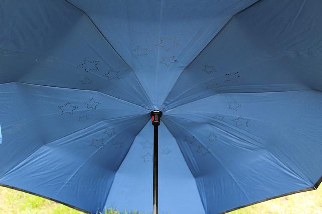 Купол зонта обратного сложения UP-Brella