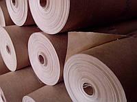 Размотка больших рулонов строительной бумаги, фото 1
