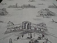 """Ткань для пошива постельного белья бязь Соло Венеция / """"Чарівна Ніч"""", фото 1"""