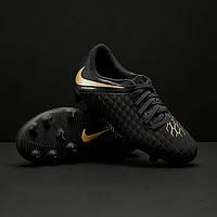 0458c88b490000 Детские Бутсы Nike Hypervenom Phantom 3 Club FG AJ4146-090 (Оригинал) 38 (