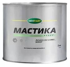 Мастика Бикор OIL RIGHT 2кг