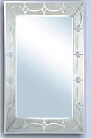 Зеркало 1000*800 мм с рисунком для ванной