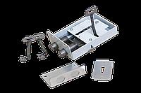 Замок гаражный сувальдный малый ЗГСМ-3 эконом Билмакс