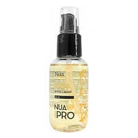 Nua Pro Восстанавливающая сыворотка для разглаживания волос с икрой