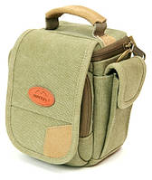 "Сумка для фотоаппарата MATIN CANVAS BAG ""ADVENTURE""-22 / GREEN, фото 1"