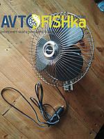 "Автомобильный вентилятор / обдув салона авто / охлаждающий вентилятор Еlegant 12V 8"""