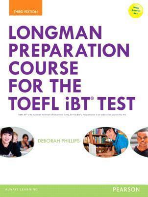 Longman Preparation Course for the TOEFL iBT (3rd) Student's Book with Key, MyEnglishLab and MP3