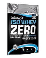 ISO WHEY Zero lactose free 500 грамм - chocolate