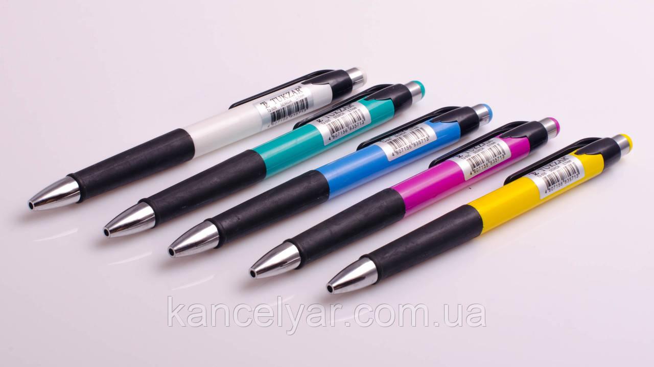 Ручка шариковая автомат, 0.7 мм, в ассортименте