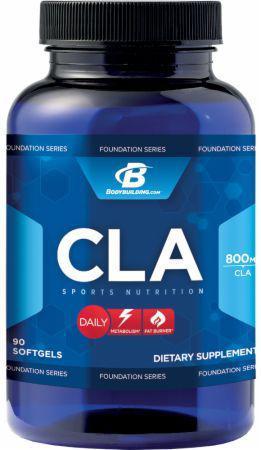 Bodybuilding.com CLA 90 softgels