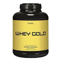 Whey Gold 2270 грамм - vanilla