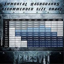 Рашгард Peresvit Immortal Silver Force Rashguard Short Sleeve Black Rain, фото 2