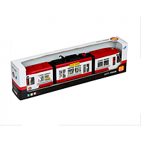1258 Городской трамвай