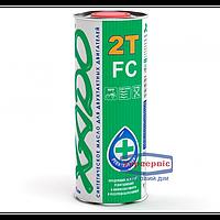 Масло Xado Atomic Oil 2T FC для двухтактных двигателей 1:50