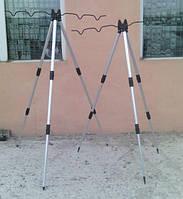 Тренога фидерная телескопическая