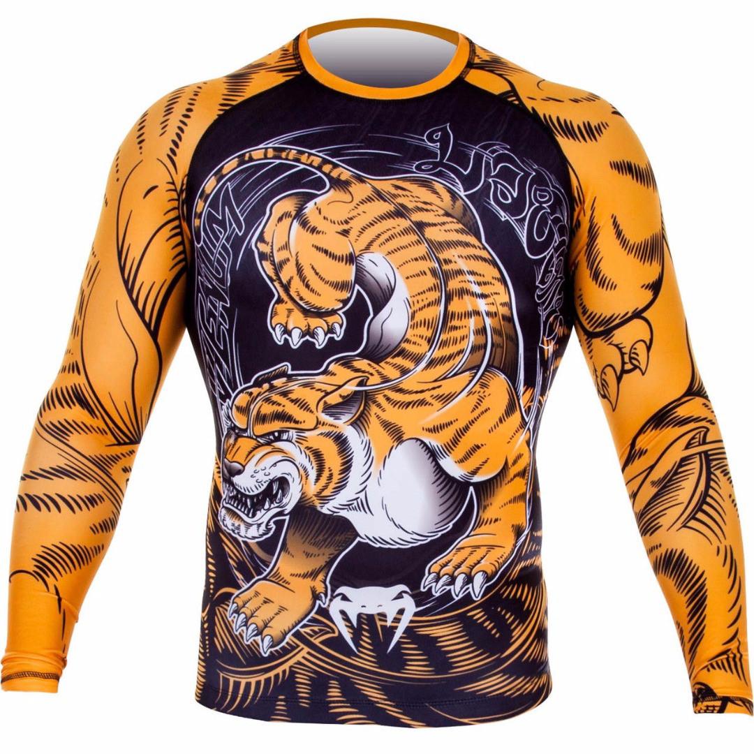 Рашгард Venum Tiger Rash Guard