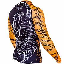 Рашгард Venum Tiger Rash Guard, фото 3