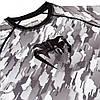Рашгард Venum Tecmo Rashguard Long Sleeves Grey, фото 2