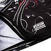 Рашгард Venum Samurai Skull Rashguard Short Sleeves Black, фото 4