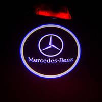 Светодиодная подсветка двери Mercedes (Мерседес)