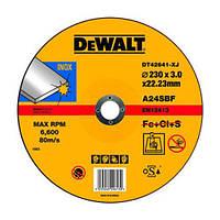 Круг отрезной DeWALT DT42641 (США/Словения)