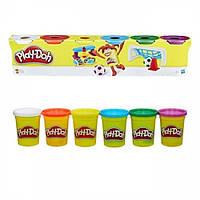 C3898 Play-Doh Набор из 6 баночек