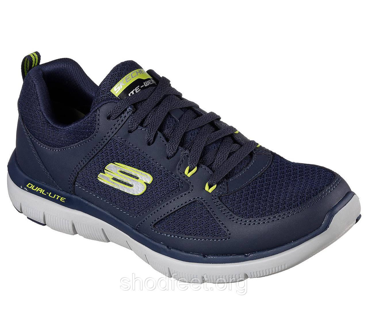 Мужские беговые кроссовки Skechers Flex Advantage 2.0 SN52189