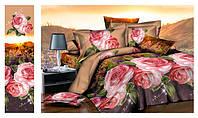 Полуторное постельное белье София 3D -Волшебный лес