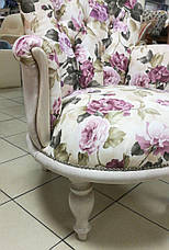 """Кресло с подлокотниками """"Мисс Люкс"""", фото 2"""
