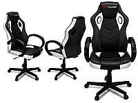Кресло компьютерное игровое спортивное PRO-GAMER PAGANI БЕЛОЕ Наличие
