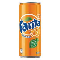 Напиток Fanta Апельсин 0,33л