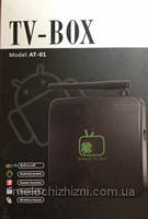 Mini PC TV Box Auxtek AT 01 Android 4.0.1 (Арт. 0101)
