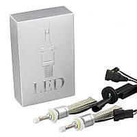 Автолампы LED R3, Cree XHP50, H11, 45W, косичка