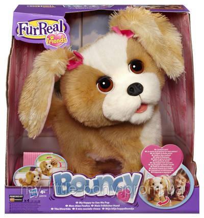 Интерактивная игрушка Озорной щенок Fur Real Hasbro