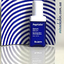 Сыворотка с пептидами Dr.Jart+ Peptidin Serum Blue Energy Effect 40ml