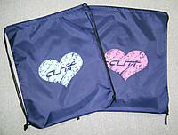 Мешочек для сменки и спортивной формы с логотипом Cliff, фото 1