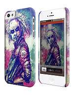 Чехол  для iPhone 5C Swag Энштэйн