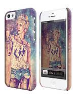 Чехол  для iPhone 5C Swag Принцесса Диана