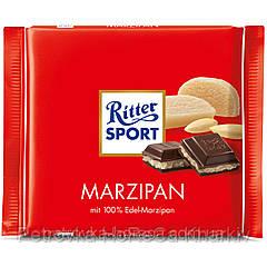 "Шоколад ""Ritter Sport"" Marzipan Марципан 100г"