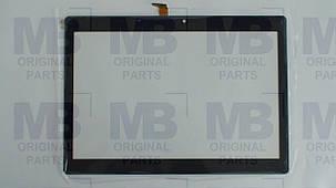 Сенсор (тачскрин) Nomi C101010 Ultra 2, серый, оригинал!, фото 2