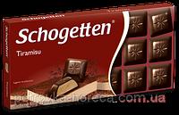 Шоколад Schogetten Tiramisu (Тирамису) 100гр