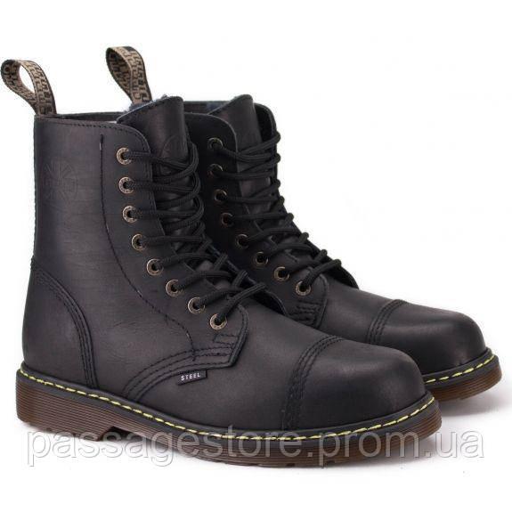 bfdf5dd93 Мужские зимние ботинки Steel 114 шерсть - PassageStore, Интернет-магазин  обуви в Харькове