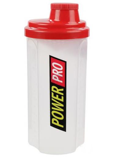 Шейкер Power Pro - Classic (700 мл)