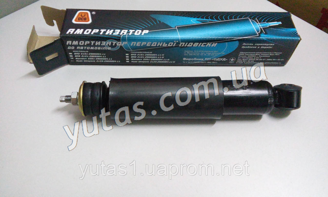 Амортизатор передний ВАЗ 2123