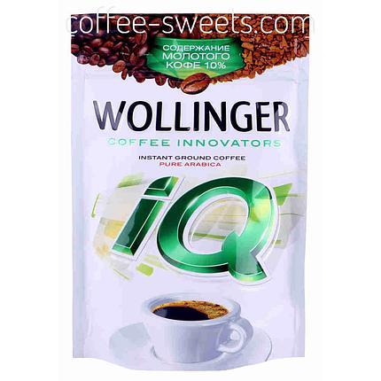 Кофе растворимый Wollinger IQ 190г, фото 2