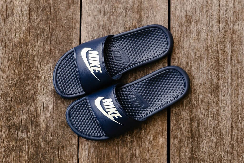 c0afc785 Тапочки Nike Benassi Jdi 343880-403 (Оригинал) - Football Mall - футбольный  интернет