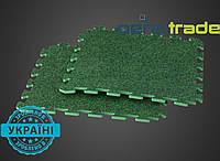 Модульное покрытие коврик-пазл ''ТРАВА'' (50*50*1 см)