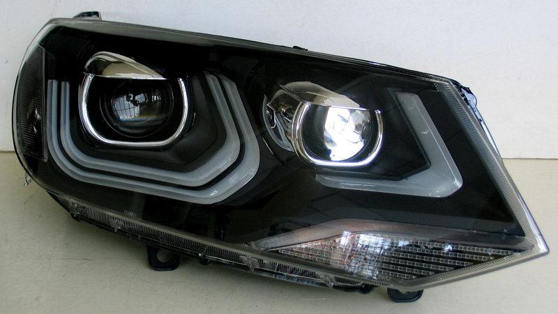 Задние Volkswagen Touareg NF альтернативная тюнинг оптика фары задние